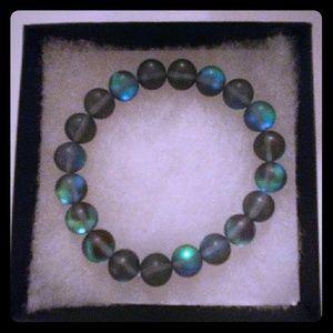 Jewelry - Storm Gray Moonstone Bracelet